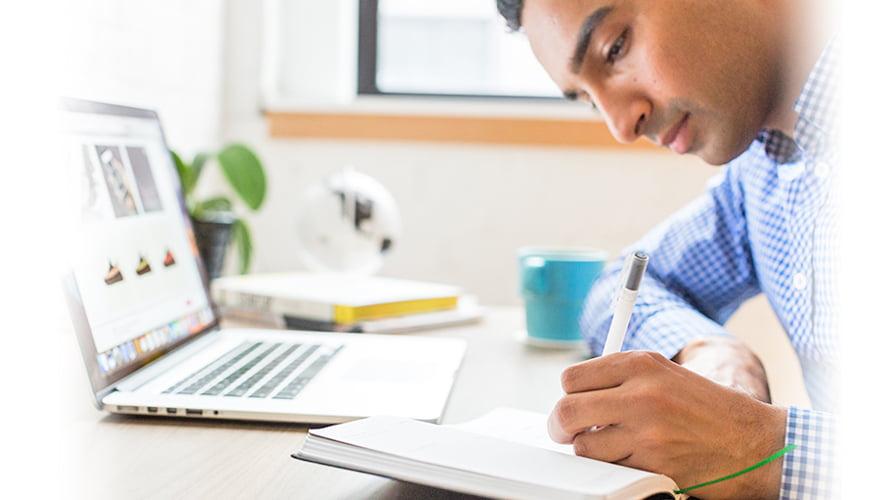 ECA_cursos online_tesis el primer paso